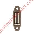Bloqueur Magnétique Réglable en Profondeur de 28 à 48 mm pour To Coloris Marron