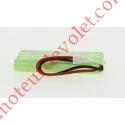 Batteries de Secours pour Axovia Dexxo Pro 9,6 v 800 mA