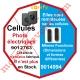 Cellules Photoélectriques (Barrage) Etanche ip 54 24 v Portée Maxi 10 m