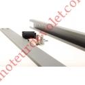 Bras à Glissière pour 1 Vantail d'Axovia MultiPro Av Fixations Moteur & Portail