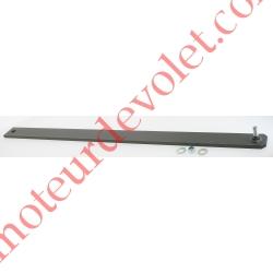 Bras Portail Long Acier Bronzal Entr'axes 820 mm (utiliser Pat Fix Port 9013753)