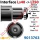 Adaptations interface LS40 vers LT50