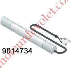 Batterie AutoSun 1 (1ère Génération) Avec Coque en Aluminium