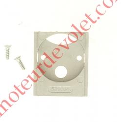 Support de Ls 40 pour Caisson à Tiroir de 40 mm Livré avec 2 Vis Plastite n°7
