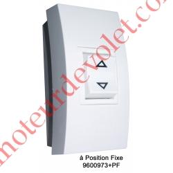 Inverseur Apr-Apem à Position Fixe avec Socle Réduit pour Pose en Applique