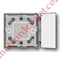 Boîtier de Montage en Saillie de 35 mm Coloris Blanc pour Gamme Arnould Espace