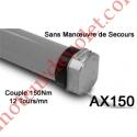 Moteur Gaposa Filaire Ax150 150/12 Axial 100  sans Mds sans Adaptation ni Support