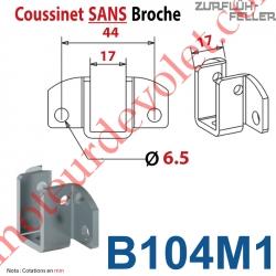 Coussinet Sans Broche