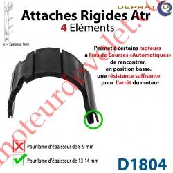 Attache Rigide Atr 4 éléments pour lames 13-14 mm