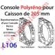 Console Polyréno 205