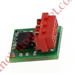 Module 1 Canal Fonction Impulsionnel pour Récepteur Modulaire