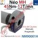 Moteur Néo Nice Filaire MH 45/12 MH Avec Mds