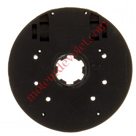 Treuil à Vis 1/6 Capacité 25 Kg Avec Fdc Crabot Deprat Sortie Hexa 7