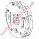 Treuil à Vis 1/6 Débrayable Capacité 18 Kg Avec Fdc Crabot Deprat Sortie Hexa 7