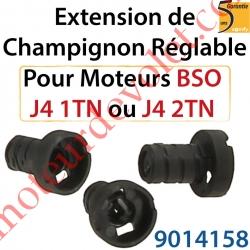 Extension de Champignon Réglable pour Moteur de Bso J4 1TN ou J4 2TN