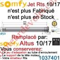 Moteur Jet 10/17 Rts ou Rts2 LT 50 sans Mds