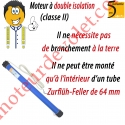 Moteur Somfy Altus Rts C2 35/17 LT 50