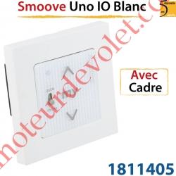 Smoove Uno io Blanc Avec Cadre Blanc