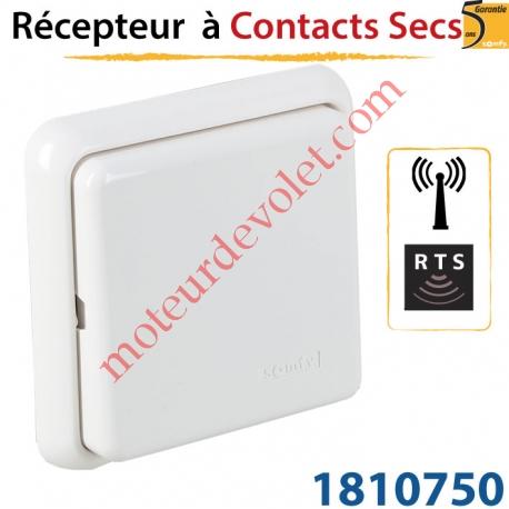 Récepteur à Contacts Secs Rts