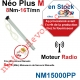 Moteur Nice Radio NéoPlus M 8/16 Radio