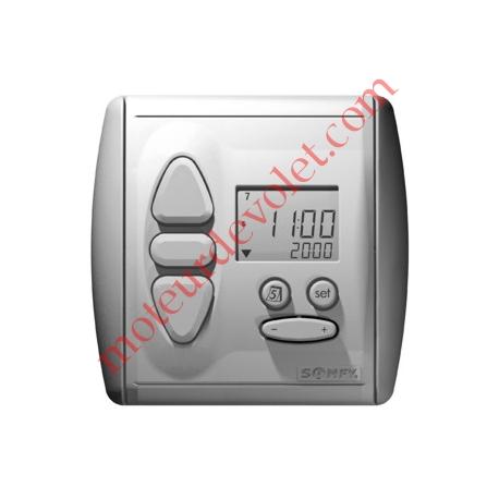 Horloge Filaire pour ligne bus Chronis IB