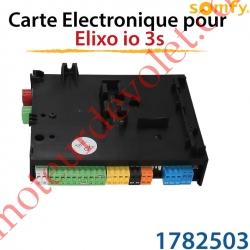 Carte Electronique pour Moteur de Portail Coulissant Elixo io 3S