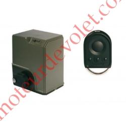 Elixo 500 Rts Pack Std 24v (1 Mot, 1Arm & 1Réc Intégrés, 2 ém 4cx, 1Ant Ss Crém)