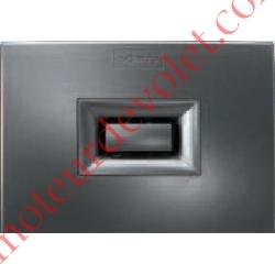 Sirène Intérieure 112 dB pour Alarme Protexial Coloris Bronze